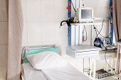stock photo of ward  - Interior of a hospital  ward - JPG