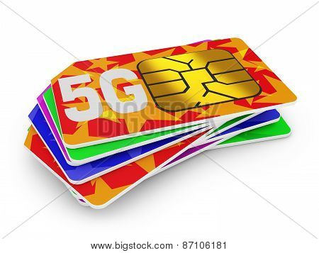 5G Sim Cards