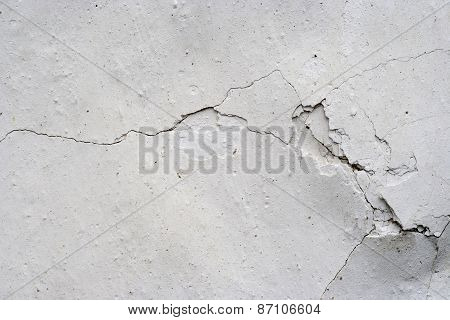 Fine Cracks - Grunge Background