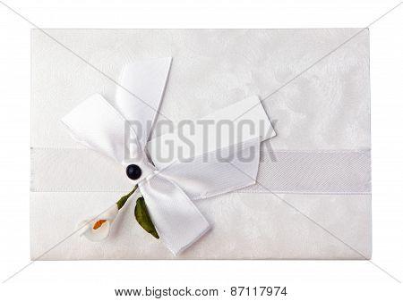 Christmas decorative invitation