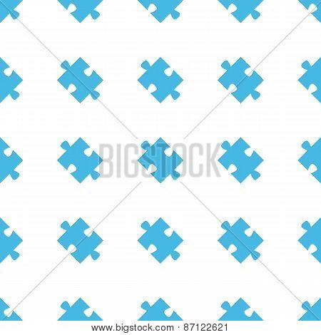 Unique Puzzle seamless pattern