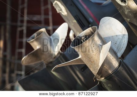 Boat Propeller