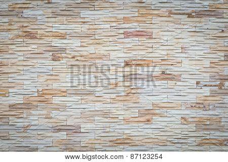 Natural Sandstone Wall