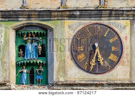 Clock Tower Sighisoara,