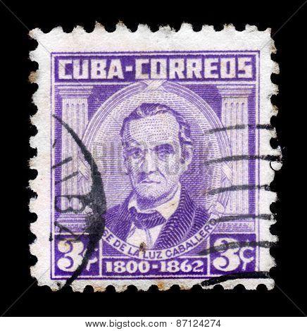 Caballero, Cuban Scholar