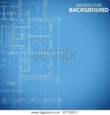 Blueprint building model
