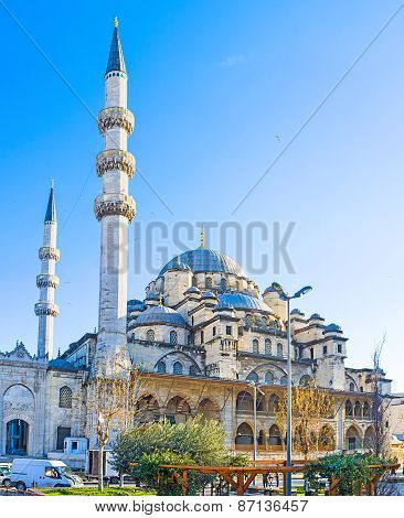 The Marble Mosque