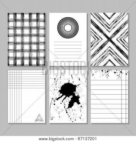 Set Of  Journaling Cards.