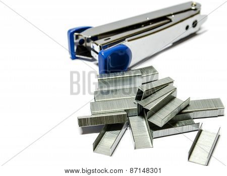 Staples And Stapler