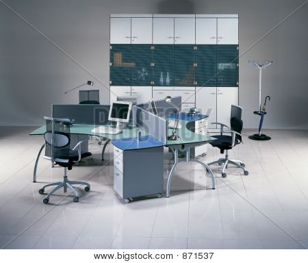 Office desk 3