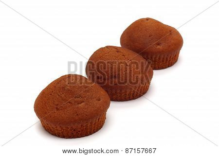 Brown Cakes