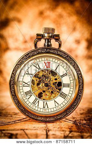 Vintage Antique pocket watch.