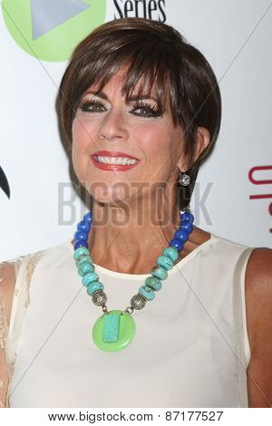 LOS ANGELES - APR 1:  Colleen Zenk at the 6th Annual Indie Series Awards at the El Portal Theater on April 1, 2015 in North Hollywood, CA
