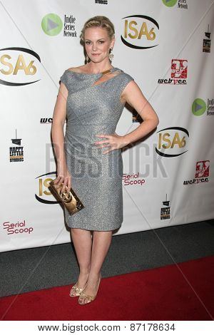 LOS ANGELES - APR 1:  Martha Madison at the 6th Annual Indie Series Awards at the El Portal Theater on April 1, 2015 in North Hollywood, CA