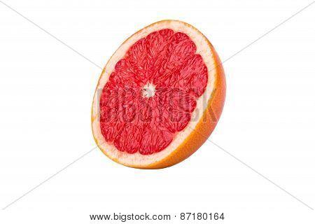 Half  Grapefruit