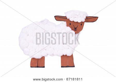 Souvenir Toy Sheep