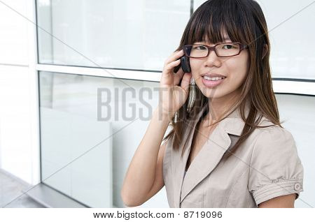 Asian Business Women