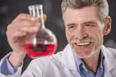 stock photo of chemistry  - chemistry or science concept - JPG