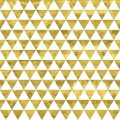 stock photo of white gold  - White and gold pattern - JPG