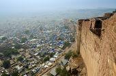 foto of raja  - Jodhpur the blue city in Rajasthan India - JPG