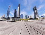 pic of cbd  - View of Southbank area in Melbourne CBD in the daytime - JPG