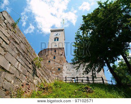 Ljubljana Castle Tower