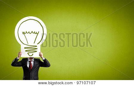 Presenting the idea