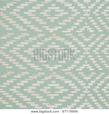 Abstract Ethnic Ornament Design On Textured Background