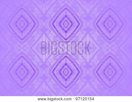 Seamless pattern lilac lavender