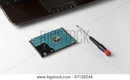 Hard Drive For Laptop Repair
