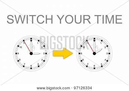 Switch Your Time