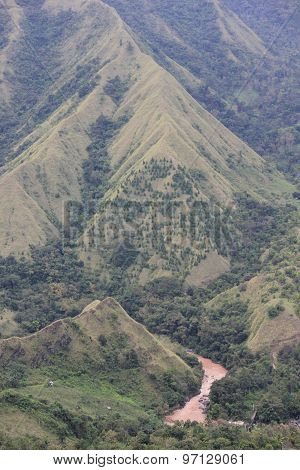 Erotic Mountain, Indonesia