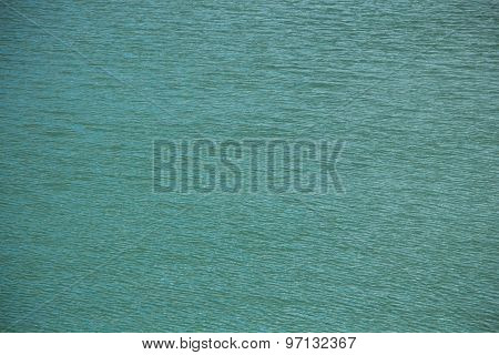 Photo turquoise clean water in the lake