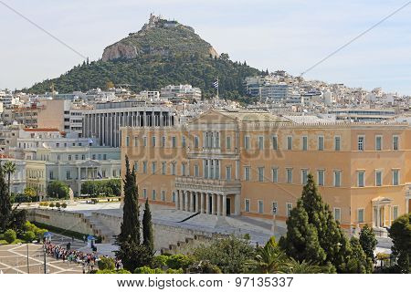 Parliament Greece