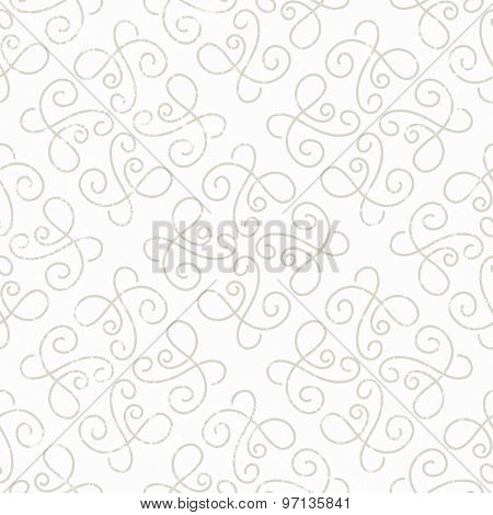 Simple seamless pattern. Vector background.