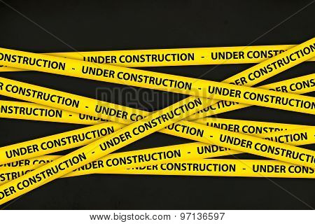 Under Construction Tape