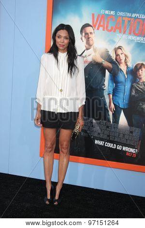 LOS ANGELES - JUL 27:  Tamara Taylor at the
