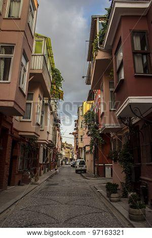 Balat street
