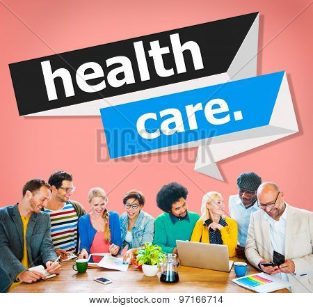 Health Care Medical Lifestyle Illness Physical Concept