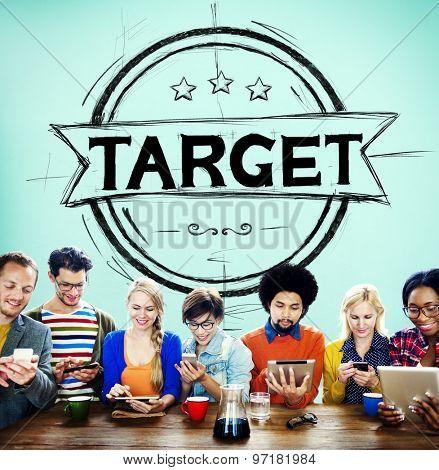 Target Mission Goal Aspiration Concept