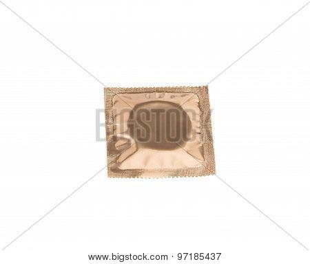 Golden condom