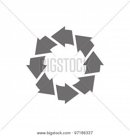 Letter O Logo Concept Icon. Vector
