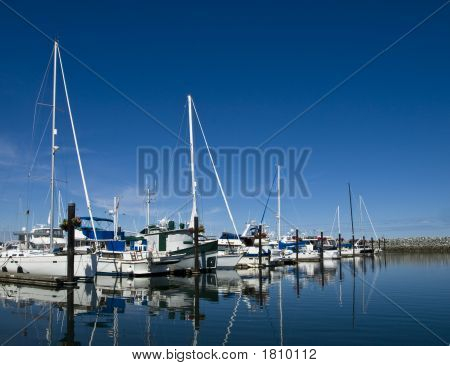 Sailboat Marina