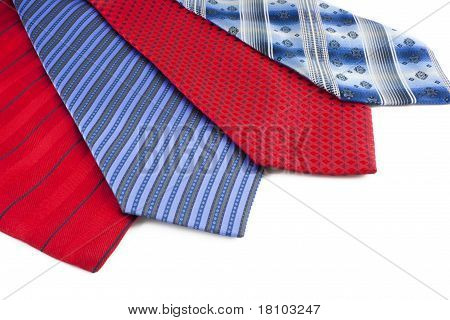 Some Multi-colored Man's Ties