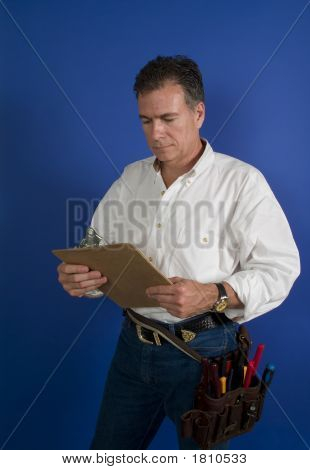 Checking The Work Order