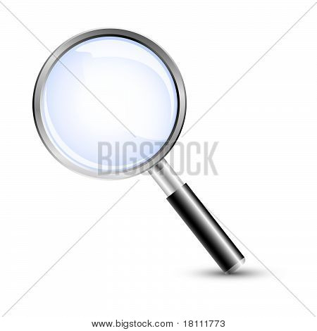 Magnifier, search, security