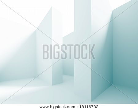 Abstract Maze Background