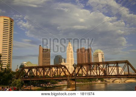 Riverfront At Columbus, Ohio