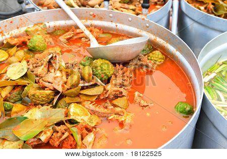 Thai Cuisine .