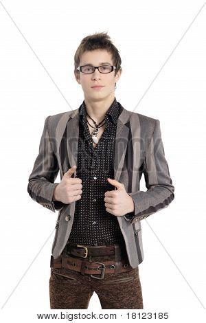 Fashion Men Pants